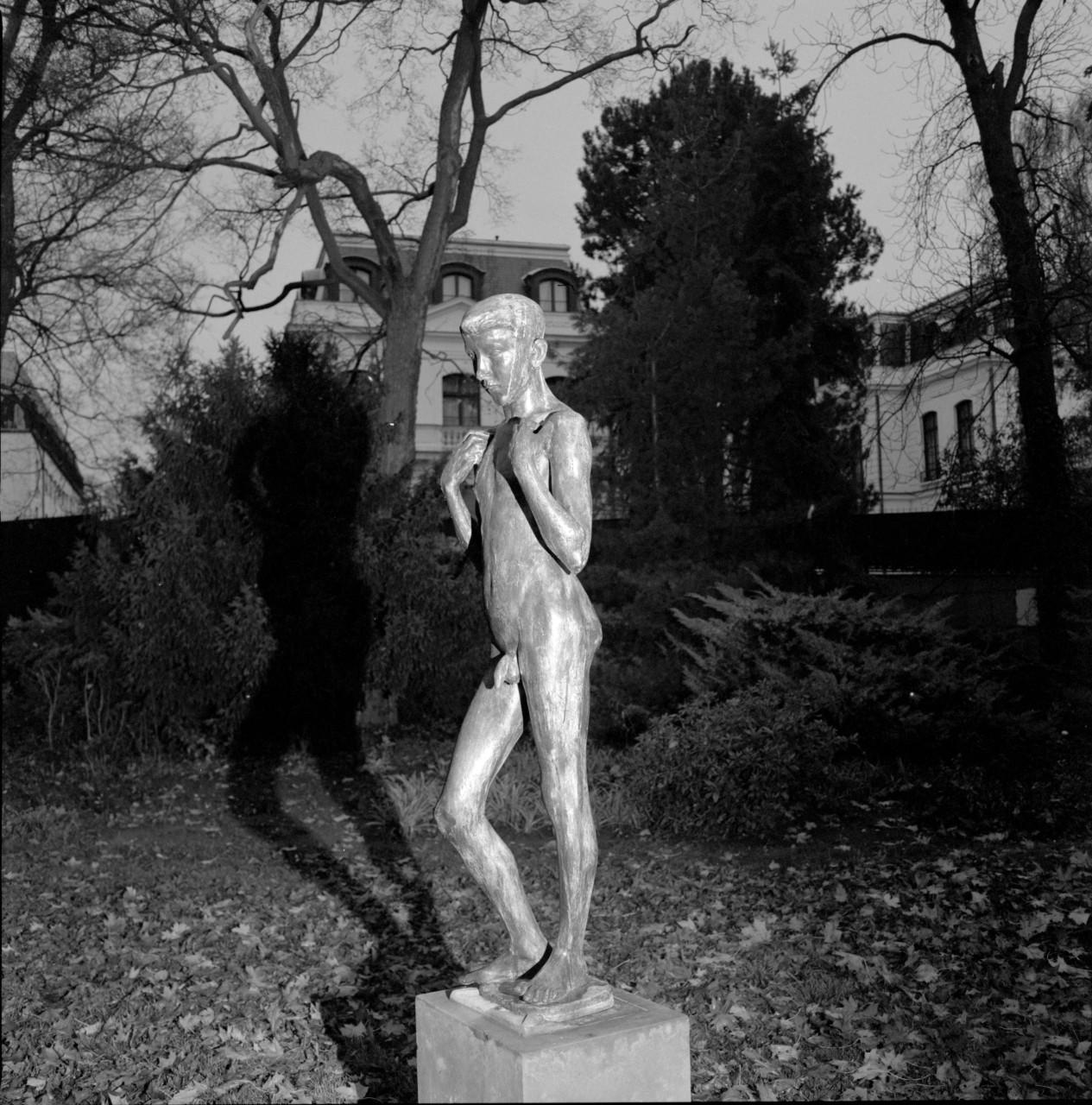 prague statue